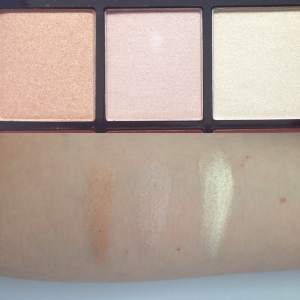Choose Chi Chi Extravaganza Face Palette Swatches