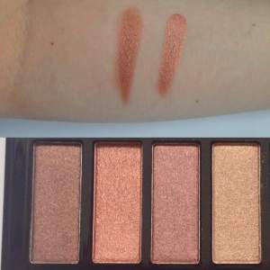 Chi Chi Extravanganza Face Palette Naked 3 swatch
