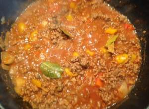 Slimming World Bolognese