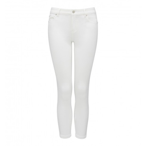 Forever New Hannah Low Rise Skinny Crop Jeans