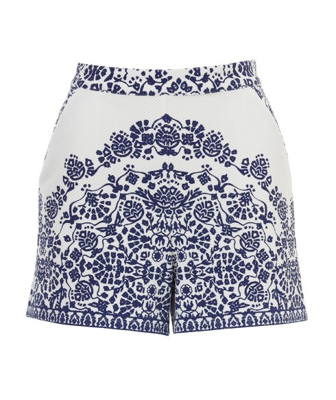 Sports Girl Printed CO-Ord Short